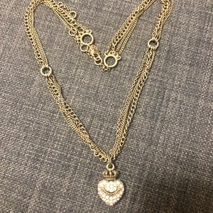 🛍🛍Juicy Couture Multi Strand Necklace🛍🛍